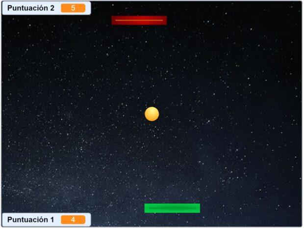 Tutorial programación Pong