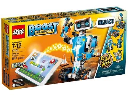 Kit Sctatch Lego BOOST
