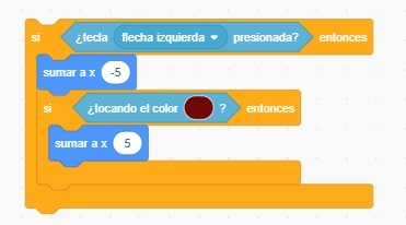 Tutorial programación Laberinto en Scratch - Paso 5