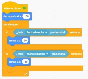 Tutorial programación Pong en Scratch - Paso 11
